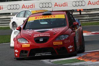 Barin Barin (MM Motorsport,SEAT Leon B2.OT #106), TCR ITALY TOURING CAR CHAMPIONSHIP