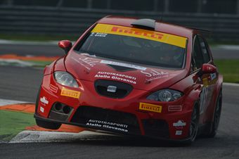 Barin Barin (MM Motorsport,SEAT Leon B2.OT #106) , TCR ITALY TOURING CAR CHAMPIONSHIP