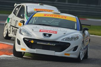 Coldani Bertozzi (MC Motortecnica, Peugeot RCZ Cup RCZ Cup #142) , TCR ITALY TOURING CAR CHAMPIONSHIP
