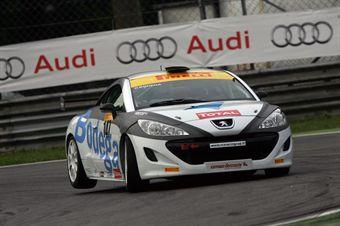 Giuseppe Bodega (Romeo Ferraris, Peugeot RCZ Cup #147) , TCR ITALY TOURING CAR CHAMPIONSHIP