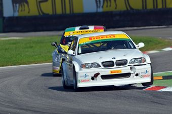 Massimo Zanin (Promotorsport, BMW E 46 2.0 B24h2 #202) , TCR ITALY TOURING CAR CHAMPIONSHIP