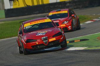 Romano Eldino ( Alfa Romeo 147 #212) , TCR ITALY TOURING CAR CHAMPIONSHIP