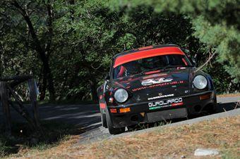 Isabella Bignardi Paola Boggio (Biela Corse, Porsche 911 RS # 25), CAMPIONATO ITALIANO RALLY AUTO STORICHE