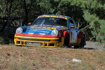 Claudio Busseni Giulia Busseni (Autorlando Sport, Porsche 911 SC # 33), CAMPIONATO ITALIANO RALLY AUTO STORICHE