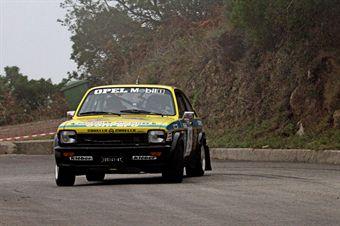 iampiero Carissimi Andrea Cecchi (Team Bassano, Opel Kadett GTE #15), CAMPIONATO ITALIANO RALLY AUTO STORICHE