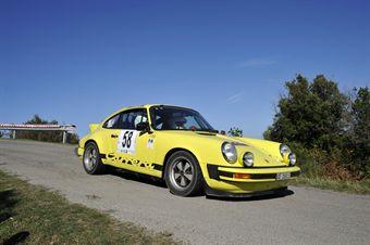 Sandro Cavallero Franca Cavallero (Porsche 911 SC # 58), CAMPIONATO ITALIANO RALLY AUTO STORICHE