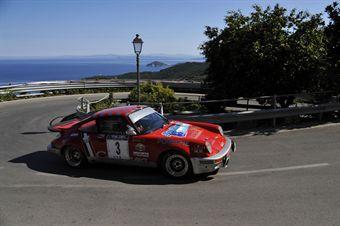 Lucio Da Zanche Paola Valmassoi (Piacenza Corse, Porsce 911 RS # 3), CAMPIONATO ITALIANO RALLY AUTO STORICHE