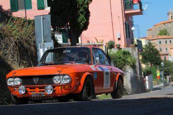 Alessandro Ferrari Piero Comellato (eam Bassano, Lancia 1,6 HF # 77), CAMPIONATO ITALIANO RALLY AUTO STORICHE