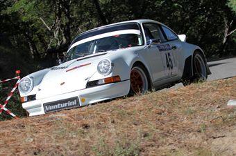 Roberto Giovannelli Flavio Aviano Rododendri Historic Raly, Porsche 911 RS # 45), CAMPIONATO ITALIANO RALLY AUTO STORICHE