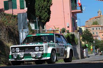 Riccardo Mariotti Renzo Nannini (Jolly Racing Team, Fiat 131 Abarth Rally # 52), CAMPIONATO ITALIANO RALLY AUTO STORICHE
