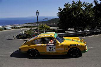 Mario Morando Giusepe D'Angelo (Rododendri Historic Club, Porsce 911  22), CAMPIONATO ITALIANO RALLY AUTO STORICHE