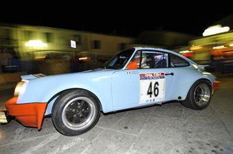 Silvano Pasetto Giuseppe Morelli (Rally Club Sandro Munari, Porsche 911 RS # 46), CAMPIONATO ITALIANO RALLY AUTO STORICHE