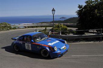 Nicholas Montini Michele Ognibeni (Team Basano, Opel Kadett GTE # 14), CAMPIONATO ITALIANO RALLY AUTO STORICHE