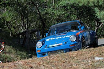 Paolo Pasuutti Jean Campeis Porsche 911 RS # 18), CAMPIONATO ITALIANO RALLY AUTO STORICHE