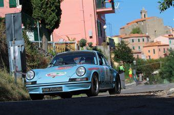Devid Posini Raffaele Amoroso )(Team Bassano, Porsche 911 RS # 47), CAMPIONATO ITALIANO RALLY AUTO STORICHE
