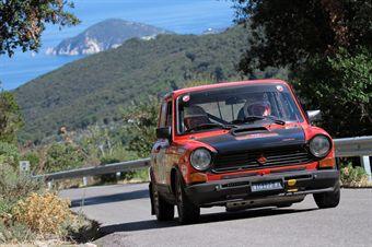 Andrea Quercioli Giorgio Severino (Autobianchi A112 Abarth # 215), CAMPIONATO ITALIANO RALLY AUTO STORICHE