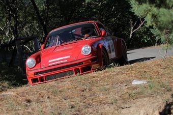 Alberto Rossi Angelo Canova (Porsche 911 SC # 44), CAMPIONATO ITALIANO RALLY AUTO STORICHE