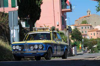 Guido Vettore Jrnny Maddalozzo (Team Baassano, BMW 2002 T  83), CAMPIONATO ITALIANO RALLY AUTO STORICHE