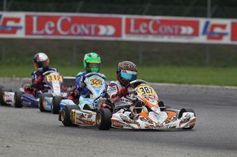 KF3   Robert Shwartzman (Tony Kart Tm), CAMPIONATO ITALIANO ACI KARTING