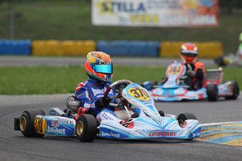KF3   Lorenzo Colombo (Tony Kart Parilla), CAMPIONATO ITALIANO ACI KARTING