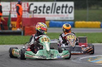 KF3   Antonio Romanucci (Tony Kart Tm), CAMPIONATO ITALIANO ACI KARTING