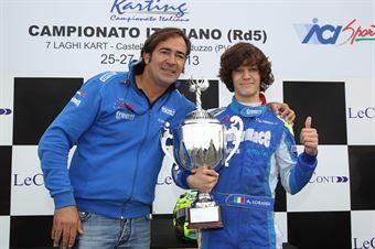 KF3   Alessio Lorandi, CAMPIONATO ITALIANO ACI KARTING