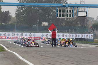 KZ2   Start 1, CAMPIONATO ITALIANO ACI KARTING