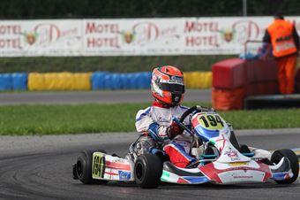 KZ2 Luca Tilloca (Energy Tm), CAMPIONATO ITALIANO ACI KARTING