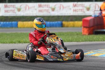 KZ2   Kevin Pomidori (Intrepid Tm), CAMPIONATO ITALIANO ACI KARTING