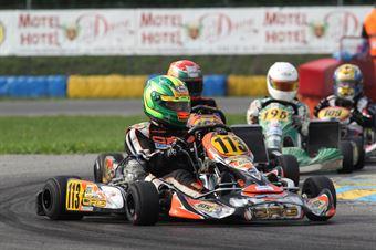 KZ2   Bartosz Idzkowski (CRG Tm), CAMPIONATO ITALIANO ACI KARTING