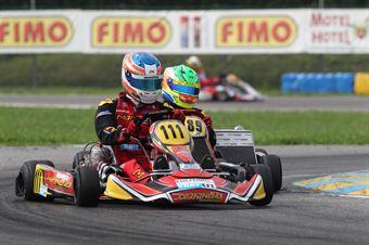 KZ2   Massimo Dante (Maranello Tm), CAMPIONATO ITALIANO ACI KARTING
