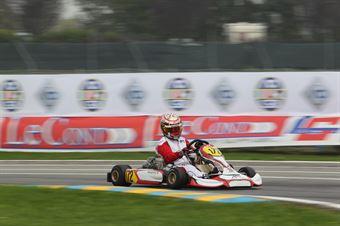 KZ2   Massimo Mazzali (Art Lke), CAMPIONATO ITALIANO ACI KARTING