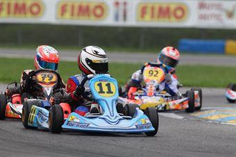 60 MINI   Christian Cobellini (Top Kart Lke), CAMPIONATO ITALIANO ACI KARTING