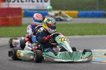 KF2   Julien Darras (Tony Kart Tm), CAMPIONATO ITALIANO ACI KARTING