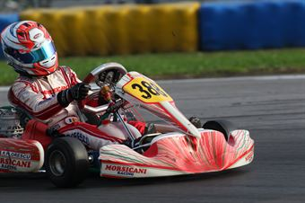KF3   Petru Florescu (Tony Kart Vortex), CAMPIONATO ITALIANO ACI KARTING