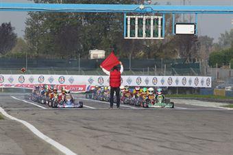 KZ2   Start 2, CAMPIONATO ITALIANO ACI KARTING