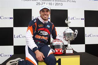 KZ2   Alessandro Giulietti, CAMPIONATO ITALIANO ACI KARTING