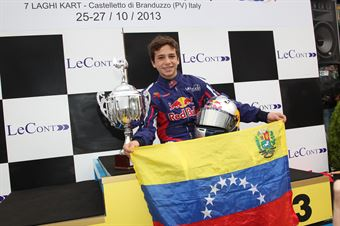 KF3   Mauricio Baiz, CAMPIONATO ITALIANO ACI KARTING