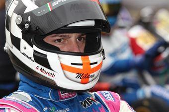 KF2   Andrea Moretti (Kosmic Tm), CAMPIONATO ITALIANO ACI KARTING