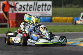 KF3   Max Fewtrell (FA Kart Vortex), CAMPIONATO ITALIANO ACI KARTING
