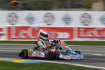 KZ2   Francesco Celenta (Energy Tm), CAMPIONATO ITALIANO ACI KARTING