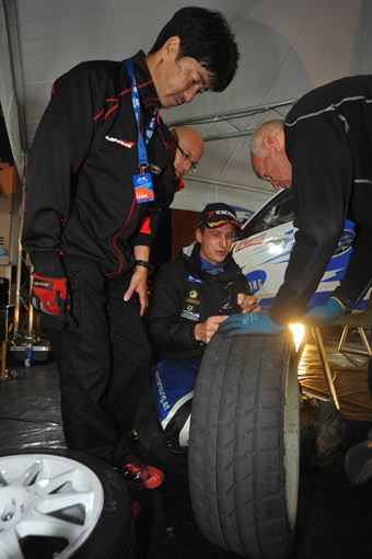 Andreas Aigner (Subaru Impreza STI #7, Stohl Racing), CAMPIONATO ITALIANO RALLY SPARCO