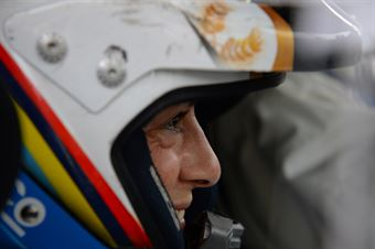 Anna Andreussi (Peugeot 207 S2000 #5, Racing Lions), CAMPIONATO ITALIANO RALLY SPARCO