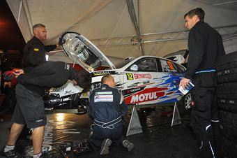 Toshihiro Arai, Antony Mcloughlin (Subaru Impreza STI #12,Stohl Racing), CAMPIONATO ITALIANO RALLY SPARCO