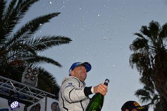 Giandomenico Basso (Peugeot 207 #2, Movisport), CAMPIONATO ITALIANO RALLY SPARCO