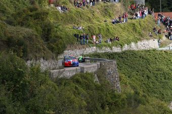 Gioel Mattia Bertuzzi, Elio Tirone (Peugeot 207 S2000 #15), CAMPIONATO ITALIANO RALLY SPARCO