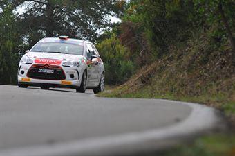 Alessandro Bettega, Cargnelutti Paolo (Citroen DS3 R3T #36, Pintarally Motorsport Asd), CAMPIONATO ITALIANO RALLY SPARCO