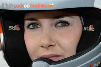 Lara Vanneste (Peugeot 207 S2000 #1, Peugeot Rally Academy), CAMPIONATO ITALIANO RALLY SPARCO