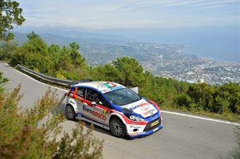 Tobia Cavallini, Sauro Farnocchia (Ford Fiesta RRC #16, Mediatica), CAMPIONATO ITALIANO RALLY SPARCO