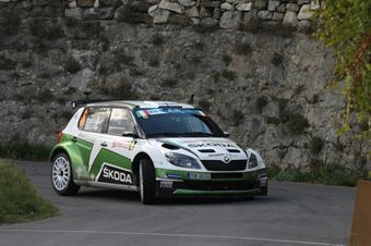 Esapekka Lappi, Janne Ferm (Skoda Fabia S2000 #6, Skoda Motorsport), CAMPIONATO ITALIANO RALLY SPARCO